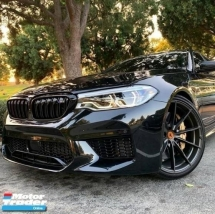 BMW G30 Convert F90 M5 alike Front Bumper Bodykit  Exterior & Body Parts > Car body kits
