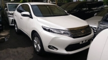 2014 TOYOTA HARRIER 2.0 HARRIER ELEGANCE WITH AUTO CRUISE