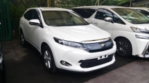 2014 TOYOTA HARRIER 2.0 HARRIER ELEGANCE WITH BEIGE INTERIOR