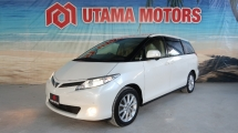2015 TOYOTA ESTIMA 2.4 AERAS G EDITION POWER BOOT DOOR ELECTRIC SEATS CNY PROMOTION