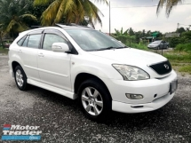 2006 TOYOTA HARRIER 240G PREMIUM L PANAROMIC ROOF
