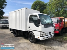 2011 ISUZU OTHER NKR55 Container Box With Tail Lift