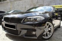 2012 BMW 5 SERIES BMW F10 528i 2.0 M SPORT HUD TWINTURBO F/LIFT 520i
