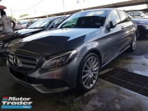 2017 MERCEDES-BENZ C-CLASS C350e 2.0 (CKD Local Spec)