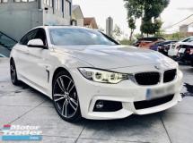 2017 BMW 4 SERIES 430i GRAN COUPE MSPORT 2.0 (B48) TWINPOWER TURBO LIKE NEW