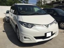 2007 TOYOTA ESTIMA 2.4AERAS G EDITION Registered 2012