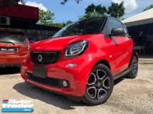 2017 SMART FORTWO 1.0 TURBO SUNROOF JAPAN SPEC UNREG