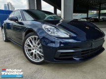 2017 PORSCHE PANAMERA 4S 2.9 Turbocharged V6 Unreg Sale Offer