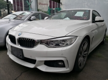 2014 BMW 4 SERIES 428i 2.0 M SPORT FULL JAPAN SPEC UNREG 2014