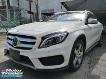 2014 MERCEDES-BENZ GLA GLA180 1.6 TURBO AMG SPORT PACKAGE POWER BOOT UNREG 2014