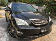 2005 TOYOTA HARRIER 240G L (A) Power Boot Panaromic Roof