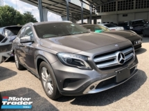2014 MERCEDES-BENZ GLA Unreg Mercedes Benz GLA250 2.0 Turbo Camera 7G