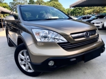 2010 HONDA CR-V 2.0 (A) 1 OWNER MALAY TIP-TOP CONDITION