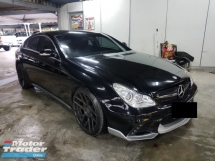 2007 MERCEDES-BENZ CLS-CLASS CLS350 AMG SPORTS PACKAGE GONG XI FA CAI (ANG BAO) LUCKY DRAW PROMOTION