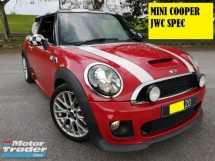 2012 MINI JOHN COOPER WORKS MINI COOPER S JCW SPEC 1.6 (A) PANAROMIC ROOF LADY OWNER