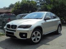 2008 BMW X6  3.0 xDrive35i Petrol E71 M-Sport Sunroof Powerboot Luxury CBU LikeNEW