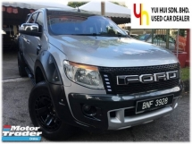 2015 FORD RANGER 3.2 XLT WILDTRAK (A) LEATHER SEAT
