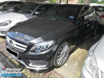 2017 MERCEDES-BENZ C-CLASS C350e Plug in Hybrid AMG LINE TRUE YEAR MADE 2017 CKD NO SST Mil 17k km MBM Warranty to 2021