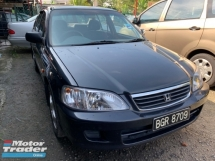 2002 HONDA CITY  1.5 TYPE Z (A)