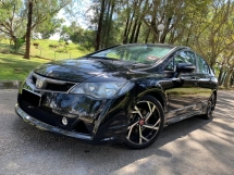 2013 HONDA CIVIC 1.8S 100% LOAN ONE OWNER NEW PAINT
