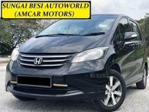 2011 HONDA FREED 1.5 I-VTEC FULL LOAN NEW PAINT 2PWR DOORS