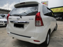 2012 TOYOTA AVANZA 1.5G Facelift ConDiTionNice
