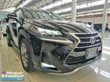 2014 LEXUS NX 200T Intelligent Package (Promo Unit)