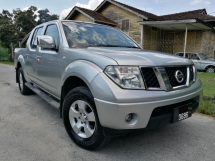 2012 NISSAN NAVARA 2012 Nissan NAVARA 2.5 LE 4WD (A) DIESEL TURBO