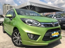 2015 PROTON IRIZ 1.6 (A) Demo Unit 20k Mileage