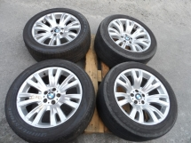 BMW X5 RIM WITH TYRE Rims & Tires