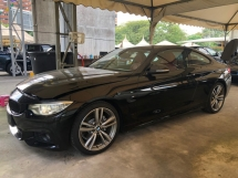 2014 BMW 4 SERIES 428i M Sport Coupe 2.0 Twin Turbocharged 245hp Sport Plus Eco Mode Head Up Display Intelligent Xenon Memory Bucket Seat LDA Pre Collision Paddle Shift Smart Entry Bluetooth Connectivity Unreg