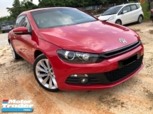 2012 VOLKSWAGEN SCIROCCO 1.4 TSI,Service By VW,One VIP Owner