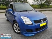 2012 SUZUKI SWIFT SUZUKI SWIFT 1.5 (A) LADY OWNER ONE YEAR WARRANTY