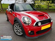 2013 MINI Cooper S 1.6 (A) Turbo JCW Spec Special Edition Sunroof Hatchback