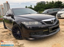 2007 MAZDA 6 2.0  5EAT (A) 5speed Facelift, Sport Leather seat One Owner,Low Mileage