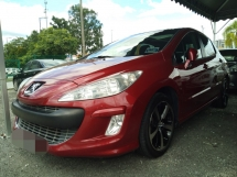 2010 PEUGEOT 308 1.6 TURBO ~Blacklist can loan dpayment RM2500 installment RM444months