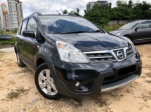 2012 NISSAN LIVINA X-GEAR 1.6L COMFORT,Service by NISSAN,One Owner,Low Mileage
