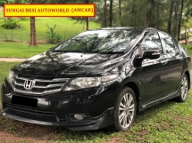 2013 HONDA CITY 1.5E P/SHIFT FACELIFT FULLOAN