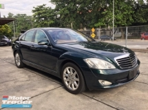 2007 MERCEDES-BENZ S-CLASS S350 3.5 True Year Sunroof