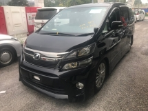 2014 TOYOTA VELLFIRE 2.4Z GOLDEN EYE 2 SUNROOF AND ROOF CHINESE NEW YEAR PROMOTION CALL ME FOR BEST OFFER