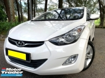 2016 HYUNDAI ELANTRA 1.6 PREMIUM (A) MD FACE LIFT 30K KM LOW MIL