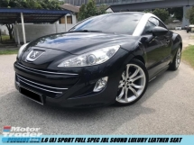 2014 PEUGEOT RCZ 1.6(A) NEW FACELIFT PREMIUM FULL SPEC JBL SOUND SYSTEM LEATHER SEAT