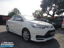 2015 TOYOTA VIOS 2015 Toyota Vios 1.5(A) Full TRD Bodykit n Spoiler