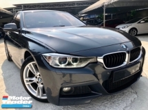 2016 BMW 3 SERIES 320D 2.0 (A) M-SPORT VERSION FULL SERVICE RECORD UNDER WARRANTY AUTO BAVARIA