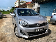 2014 PERODUA AXIA 1.0 G FULL Spec(AUTO)2014 Only 1 UNCLE Owner, 45K Mileage, TIPTOP, ACCIDENT-Free, with LEATHER Seat, AIRBEGs, DVD, GPS & REVERSE Cam
