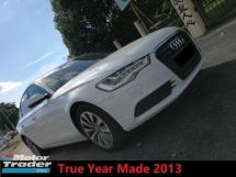 2013 AUDI A6 2.0T Hybrid True Year Made