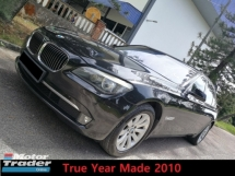 2010 BMW 7 SERIES 730LI 3.0 True Year Made