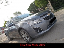 2015 CHEVROLET CRUZE 1.8 LT True Year Made