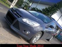 2012 FORD FOCUS 2.0 SPORT Titanium
