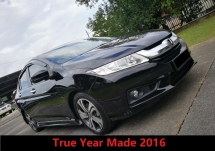 2015 HONDA CITY 1.5 V True Year Made